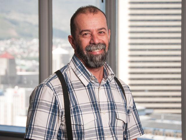 Image of Dr Dean Solomon