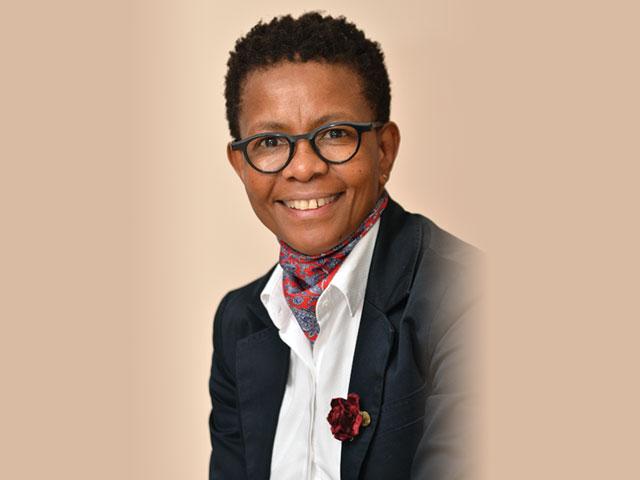Image of Dr Saba Shembe