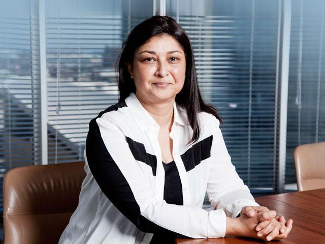 Image of Dr Najma Shaikh